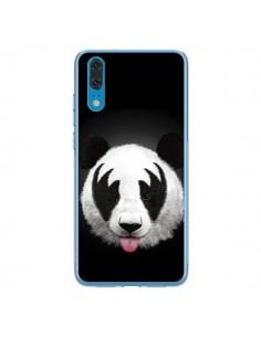 Coque Huawei P20 Kiss of a Panda - Robert Farkas