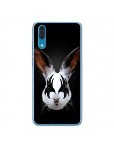 Coque Huawei P20 Kiss of a Rabbit - Robert Farkas