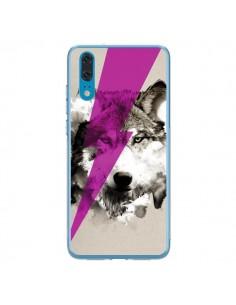 Coque Huawei P20 Wolf Rocks - Robert Farkas