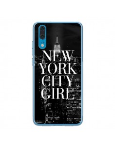 Coque Huawei P20 New York City Girl - Rex Lambo