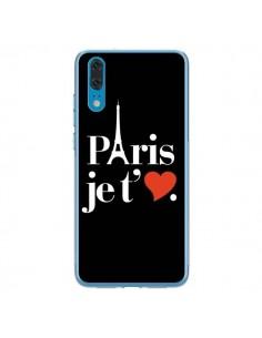 Coque Huawei P20 Paris je t'aime - Rex Lambo