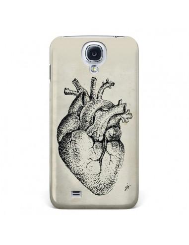 Coque Coeur Vintage pour Samsung Galaxy S4 - Tipsy Eyes