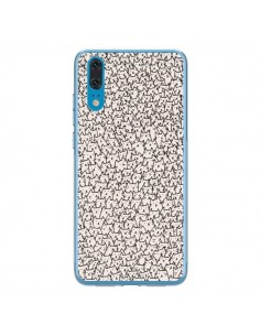 Coque Huawei P20 A lot of cats chat - Santiago Taberna