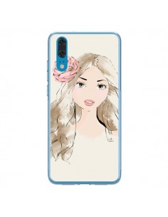 Coque Huawei P20 Girlie Fille - Tipsy Eyes