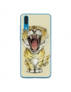 Coque Huawei P20 Lion Rawr - Tipsy Eyes