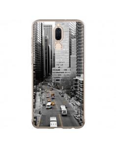 Coque Huawei Mate 10 Lite New York Noir et Blanc - Anaëlle François