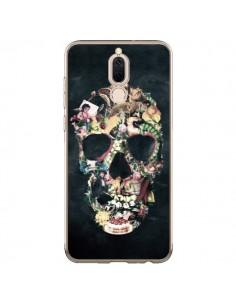 Coque Huawei Mate 10 Lite Skull Vintage Tête de Mort - Ali Gulec