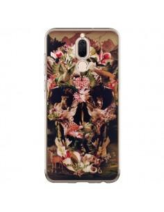 Coque Huawei Mate 10 Lite Jungle Skull Tête de Mort - Ali Gulec