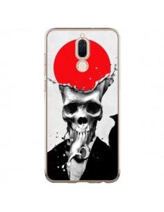Coque Huawei Mate 10 Lite Splash Skull Tête de Mort - Ali Gulec