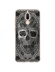 Coque Huawei Mate 10 Lite Skull Lace Tête de Mort - Ali Gulec