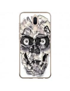Coque Huawei Mate 10 Lite Tape Skull K7 Tête de Mort - Ali Gulec