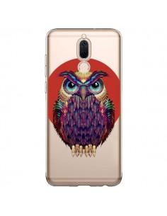 Coque Huawei Mate 10 Lite Chouette Hibou Owl Transparente - Ali Gulec