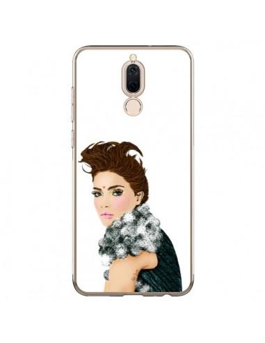 Coque Huawei Mate 10 Lite India Femme - AlekSia