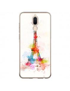 Coque Huawei Mate 10 Lite Paris Tour Eiffel Muticolore - Asano Yamazaki
