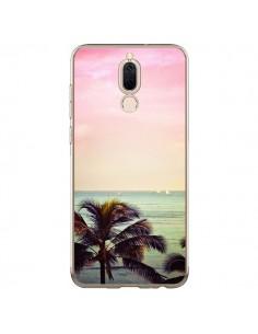 Coque Huawei Mate 10 Lite Sunset Palmier Palmtree - Asano Yamazaki