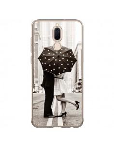 Coque Huawei Mate 10 Lite Secret under Umbrella Amour Couple Love - Asano Yamazaki