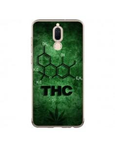 Coque Huawei Mate 10 Lite THC Molécule - Bertrand Carriere