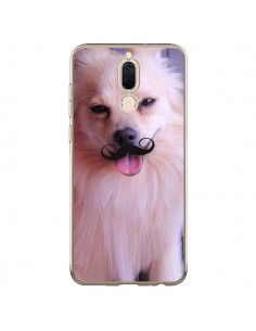 Coque Huawei Mate 10 Lite Clyde Chien Movember Moustache - Bertrand Carriere