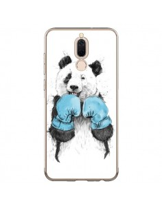 Coque Huawei Mate 10 Lite Winner Panda Boxeur - Balazs Solti