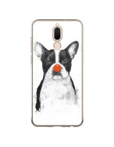 Coque Huawei Mate 10 Lite Clown Bulldog Chien Dog - Balazs Solti