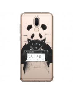 Coque Huawei Mate 10 Lite Bad Panda Transparente - Balazs Solti