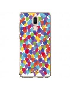 Coque Huawei Mate 10 Lite Ballons La Haut - Enilec