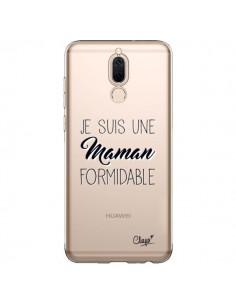 Coque Huawei Mate 10 Lite Je suis une Maman Formidable Transparente - Chapo