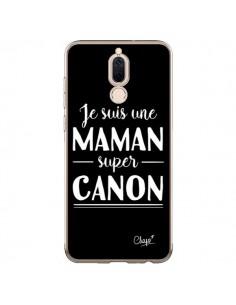 Coque Huawei Mate 10 Lite Je suis une Maman super Canon - Chapo