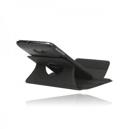 Coque Rotative 360 en Cuir pour Samsung Galaxy Note