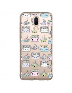 Coque Huawei Mate 10 Lite Licorne Unicorn Cute Swag Transparente - Claudia Ramos