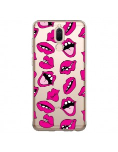 Coque Huawei Mate 10 Lite Lèvres Lips Bouche Kiss Transparente - Claudia Ramos