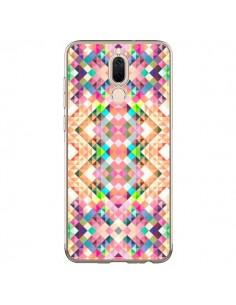 Coque Huawei Mate 10 Lite Wild Colors Azteque - Danny Ivan
