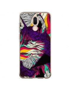 Coque Huawei Mate 10 Lite Color Husky Chien Loup - Danny Ivan