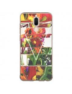 Coque Huawei Mate 10 Lite Facke Flowers Fleurs - Danny Ivan