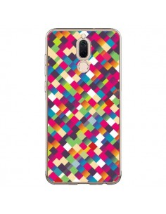 Coque Huawei Mate 10 Lite Sweet Pattern Mosaique Azteque - Danny Ivan