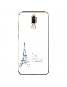 Coque Huawei Mate 10 Lite Paris is always a good idea - Léa Clément