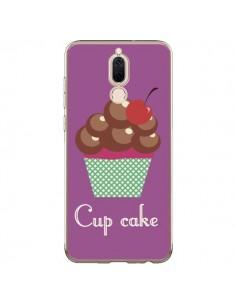 Coque Huawei Mate 10 Lite Cupcake Cerise Chocolat - Léa Clément