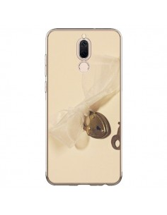 Coque Huawei Mate 10 Lite Key to my heart Clef Amour - Irene Sneddon