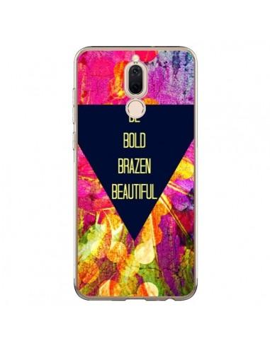 Coque Huawei Mate 10 Lite Be Bold Brazen Beautiful - Ebi Emporium