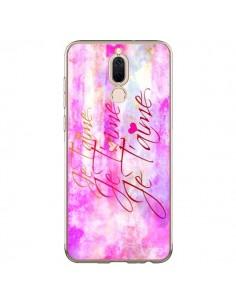 Coque Huawei Mate 10 Lite Je t'aime I Love You - Ebi Emporium