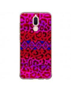 Coque Huawei Mate 10 Lite Tribal Leopard Rouge - Ebi Emporium