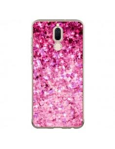 Coque Huawei Mate 10 Lite Romance Me Paillettes Roses - Ebi Emporium