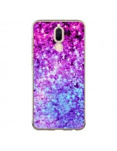 Coque Huawei Mate 10 Lite Radiant Orchid Galaxy Paillettes - Ebi Emporium