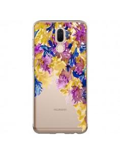 Coque Huawei Mate 10 Lite Cascade Florale Transparente - Ebi Emporium