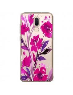 Coque Huawei Mate 10 Lite Roses Fleur Flower Transparente - Ebi Emporium