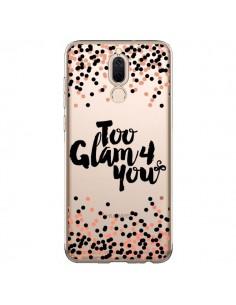 Coque Huawei Mate 10 Lite Too Glamour 4 you Trop Glamour pour Toi Transparente - Ebi Emporium