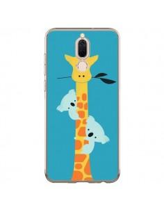 Coque Huawei Mate 10 Lite Koala Girafe Arbre - Jay Fleck