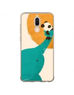 Coque Huawei Mate 10 Lite Elephant Help Panda - Jay Fleck