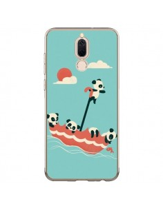 Coque Huawei Mate 10 Lite Parapluie Flottant Panda - Jay Fleck
