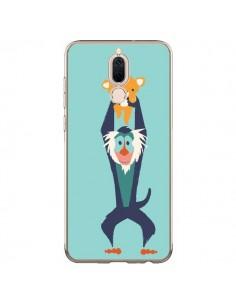 Coque Huawei Mate 10 Lite Futur Roi Lion King Rafiki - Jay Fleck